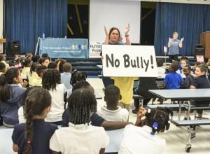 Anti-Bullying at Sunshine Elementary: September 2016