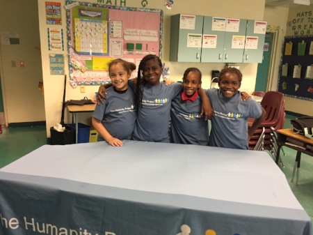 Our Humanity Club at Westwood Heights Elementary School, Fort Lauderdale