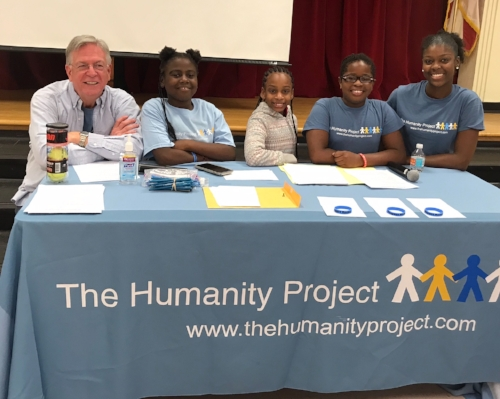 Our Humanity Club at Westwood Heights Elementary School