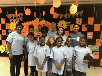 The Humanity Club at Morrow Elementary