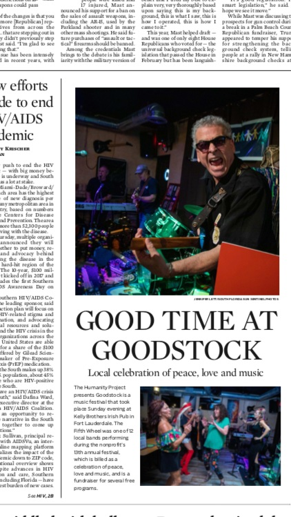 Wonderful news media coverage of Goodstock