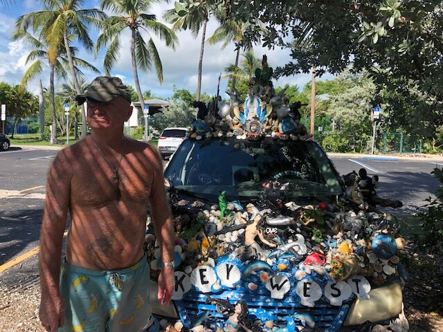 Jack from Key West … and his remarkable car