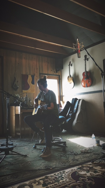 """I was asked to sing on the """"Martin Guitar Project"""" and recorded a song for a compilation album being made for a man with progressive MS who is unable to play his 1969 Martin Guitar anymore. A group of Colorado musicians got together to record our songs on his guitar"""