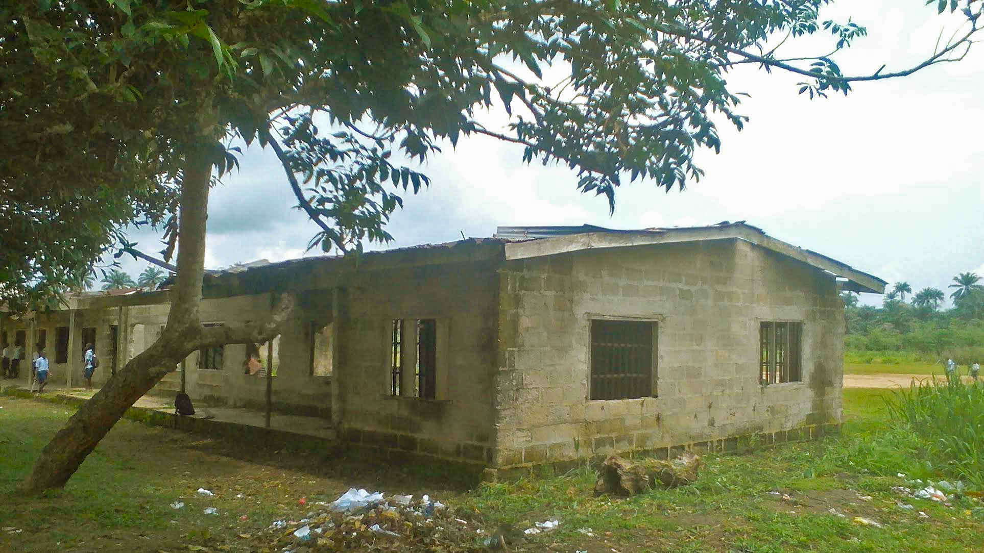 Science and Lab Classroom Block