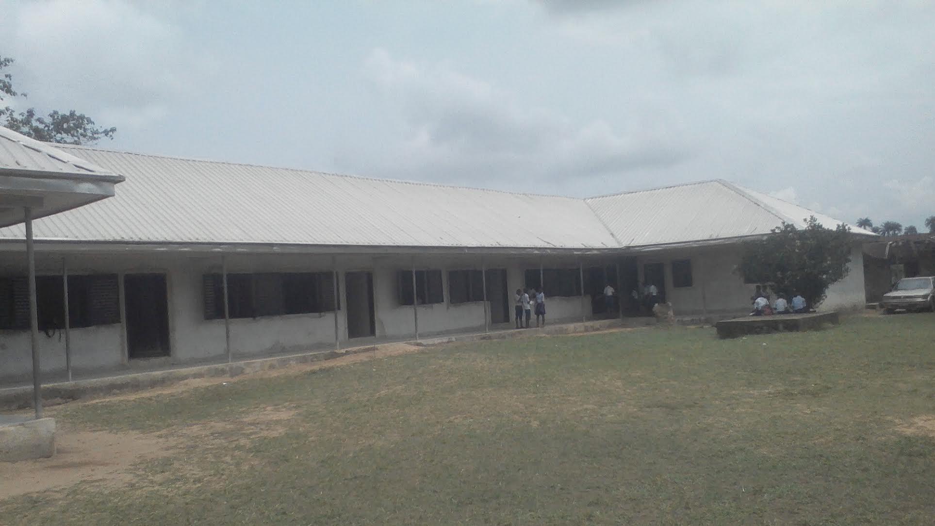Administrative Classroom Block
