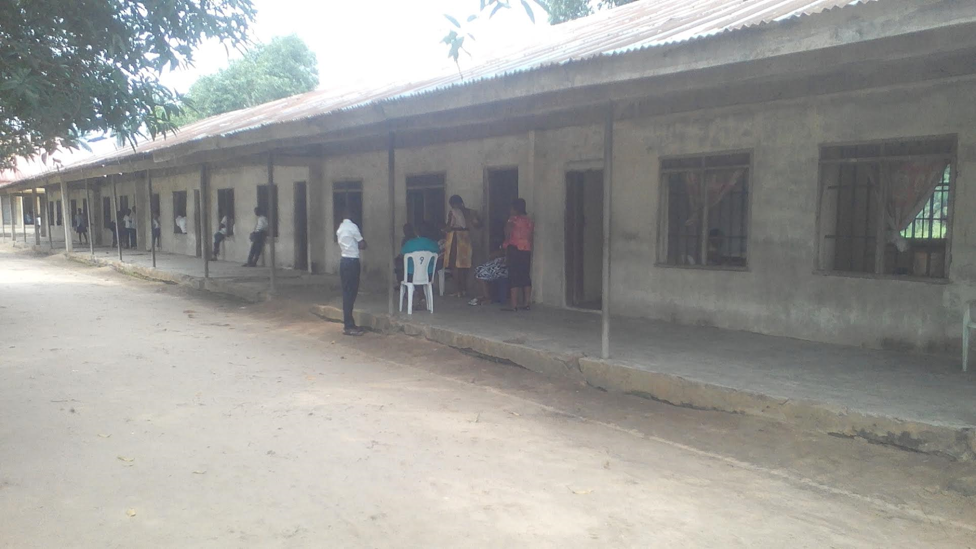 Additional Administrative Classroom Block
