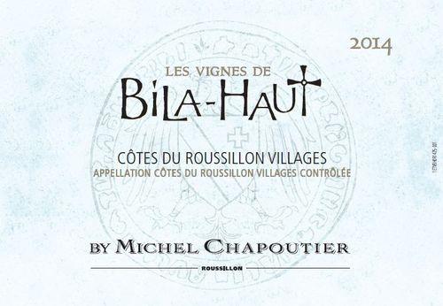 Bila-Haut Côtes du Roussillon Villages Rouge