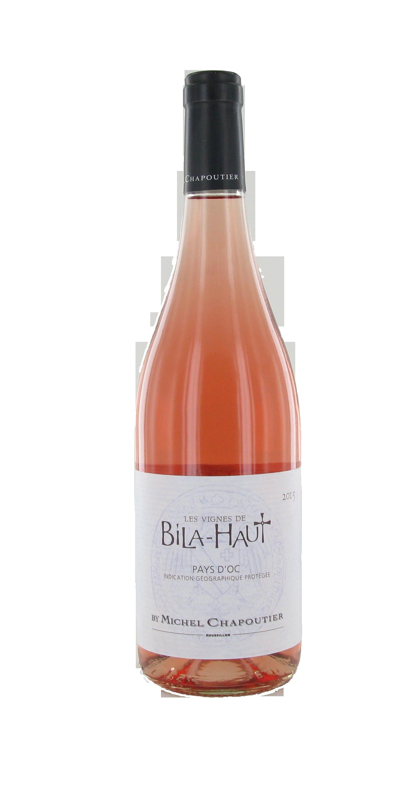 Les vignes de Bila-Haut Rosé 2015 HB WINE.png