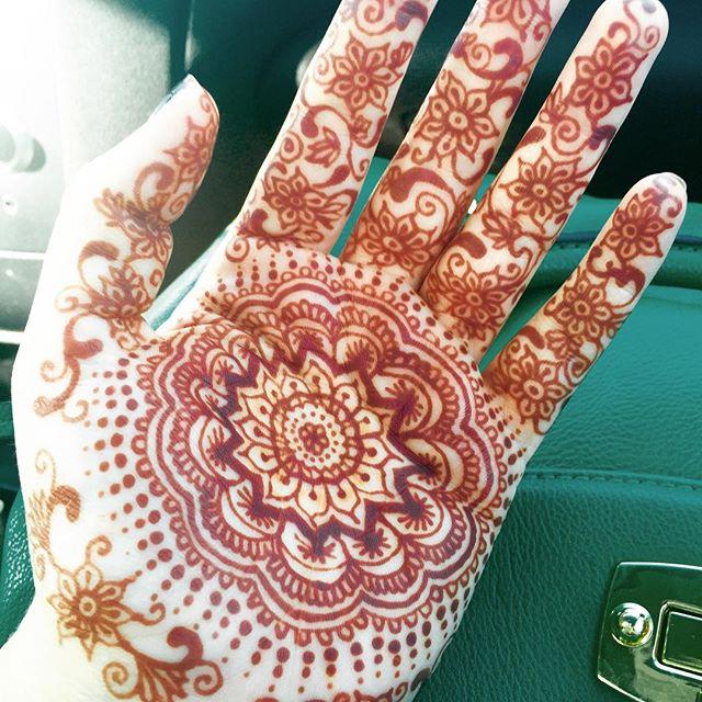 Custom hand design