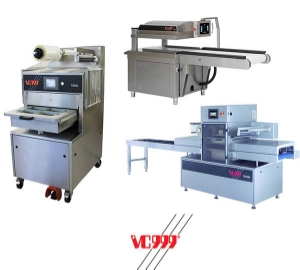 VC999: Vacuum Packers, Thermoformers