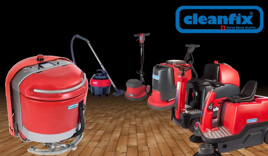 Cleanfix    Commercial Solutions