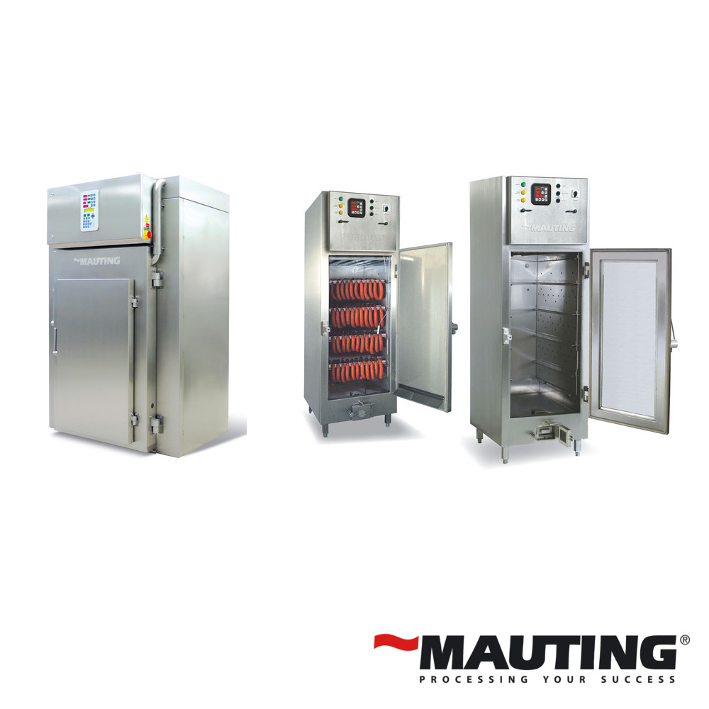 Mauting: Smoking, Curing and Drying chambers