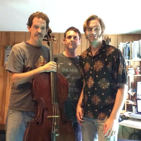 Charles Prewitt, Kirk Duval, and Andrew Noble