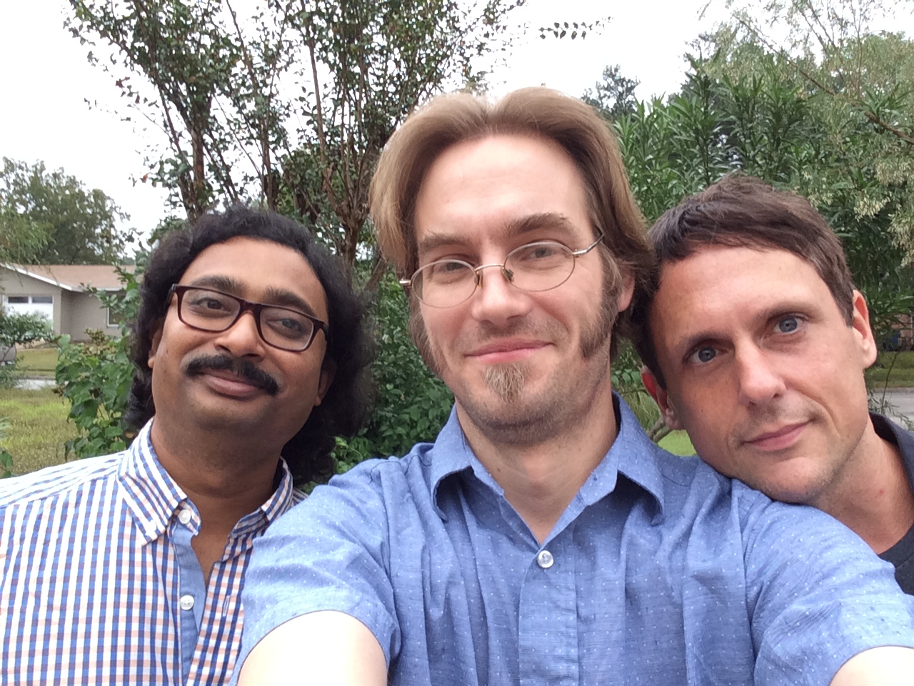 Indradeep Ghosh, Andrew Noble, Kirk Duval