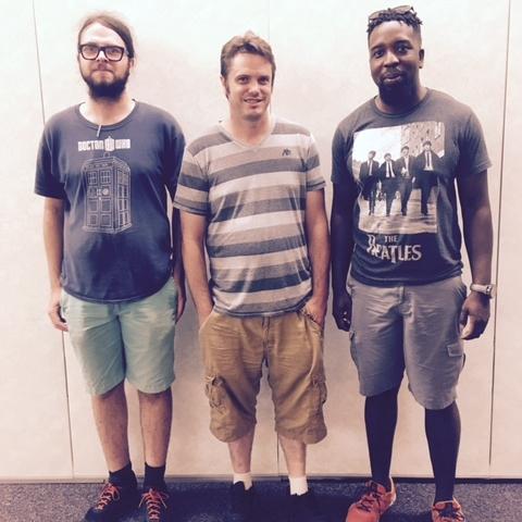 Spencer Johnson - Sax , Ryan West - Bass , Judson Greene III - Drums
