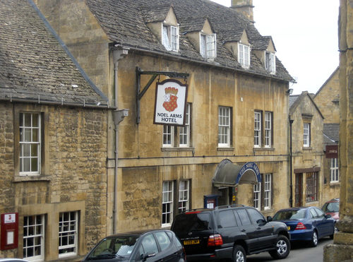 The Noel Arms Hotel  | Chipping Campden