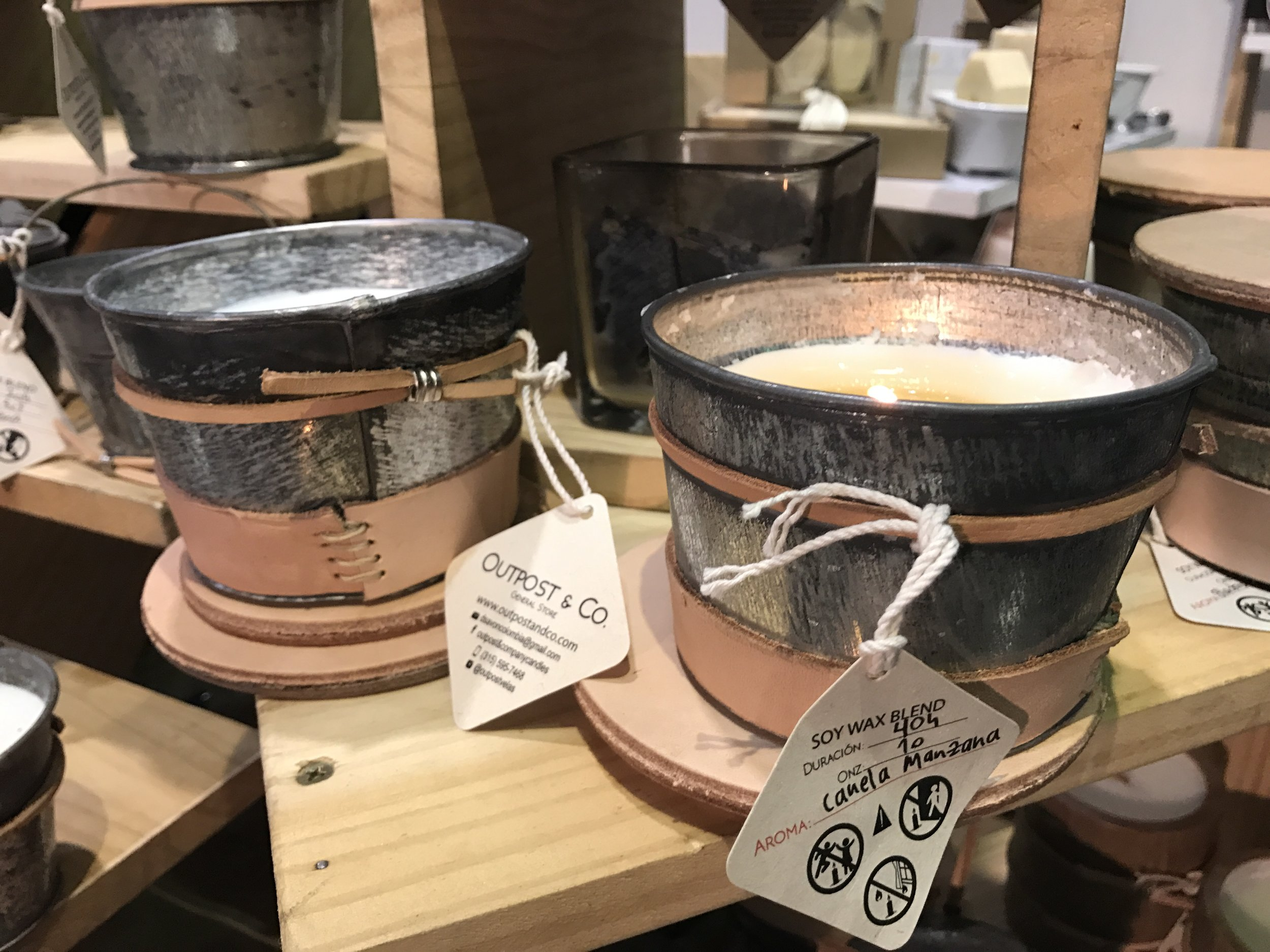 Outpost Candles 006