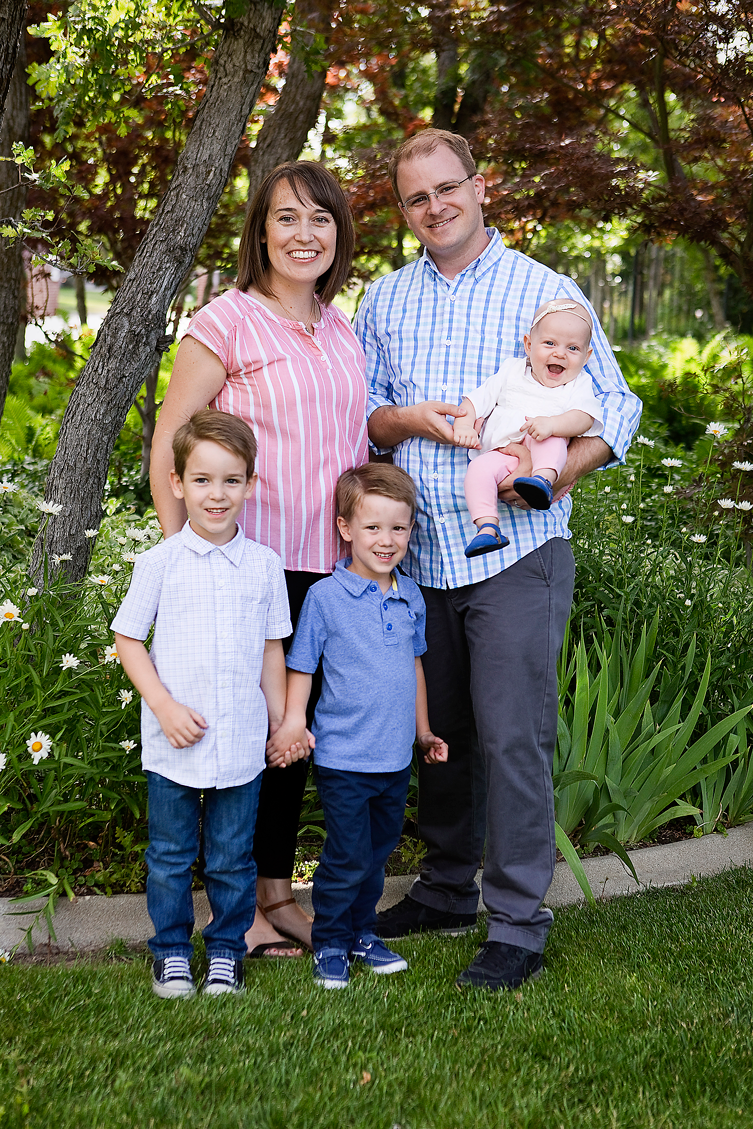 Family of five, Amy Wright Photography, Roseville Lifestyle Photographer