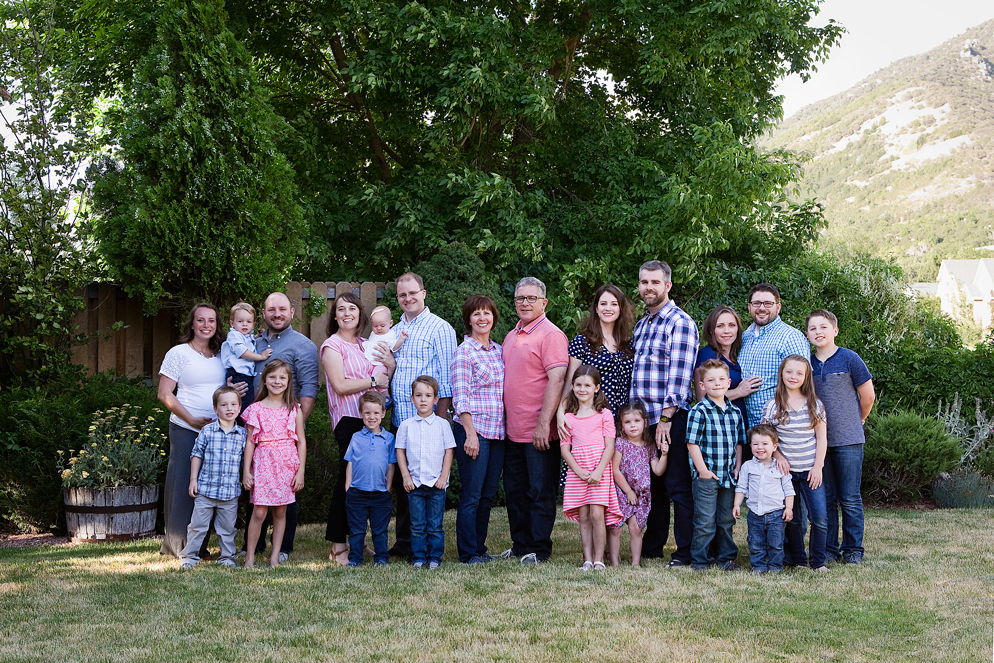 Extended Family, Amy Wright Photography, Roseville Lifestyle Photographer