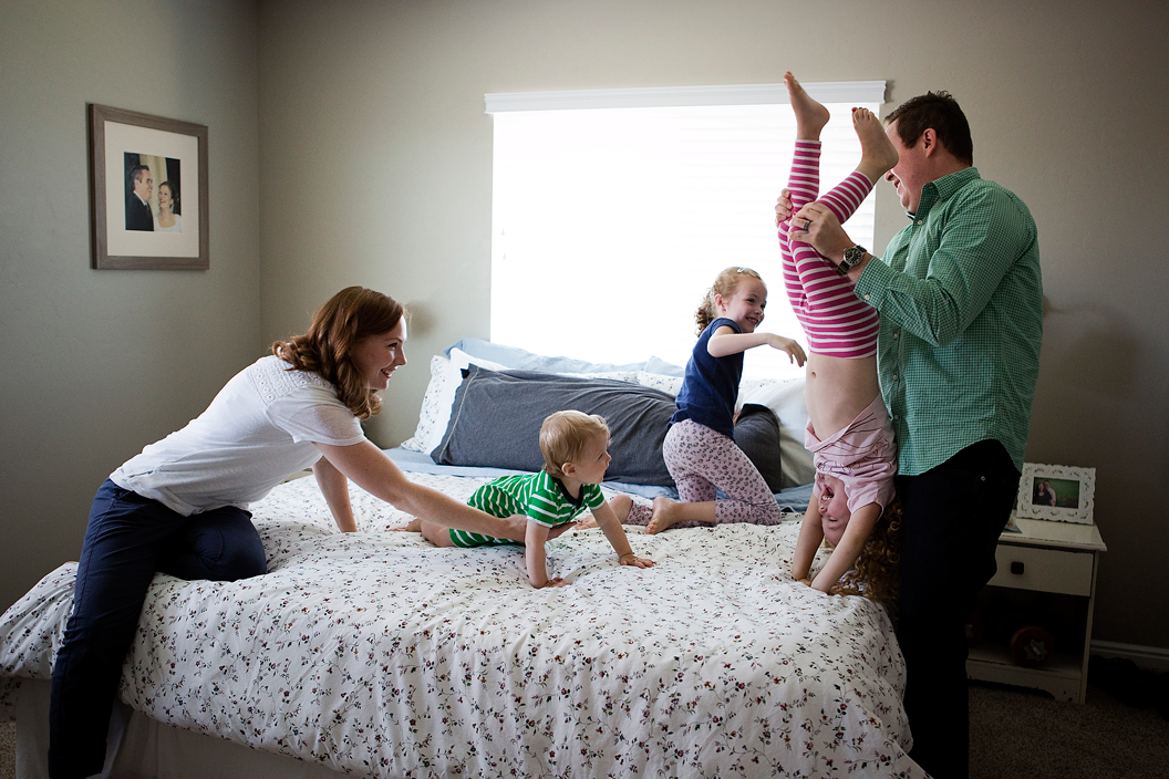 Family time, Amy Wright Photography, Roseville Lifestyle Photographer
