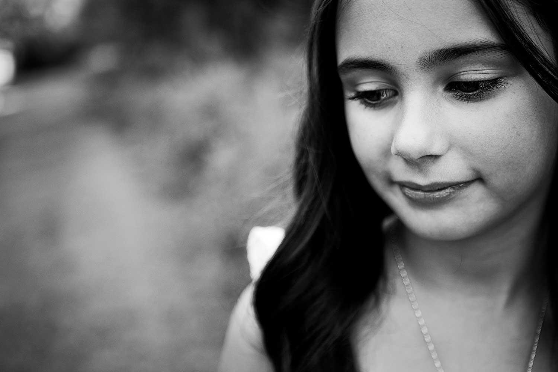 Almost Eight Roseville Children Photographer