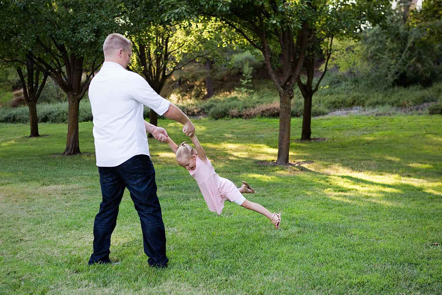 Dad and Daughter, Amy Wright Photography, Rocklin Family Photographer