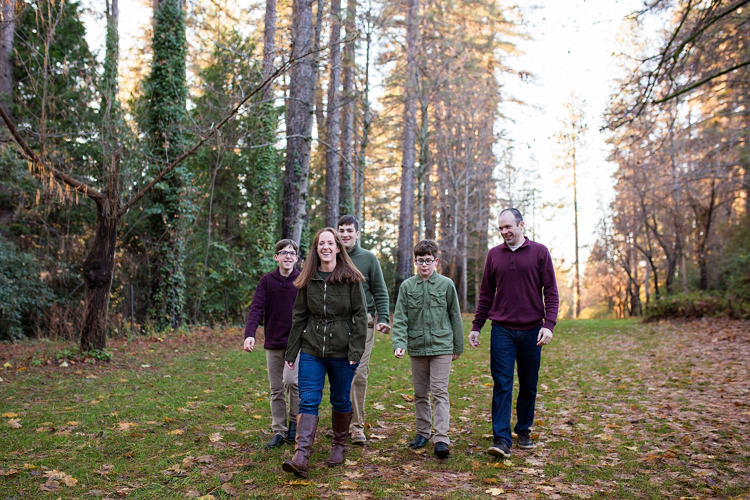 Family of Five, Amy Wright Photography, Roseville Family Photographer