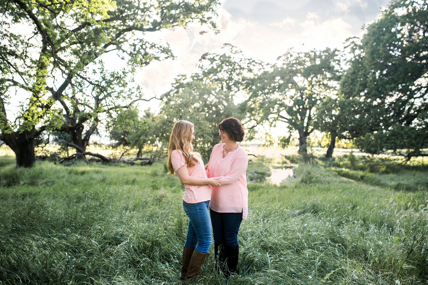 Roseville Family Photographer, Amy Wright Photography, Northern California, Mother and Daughter