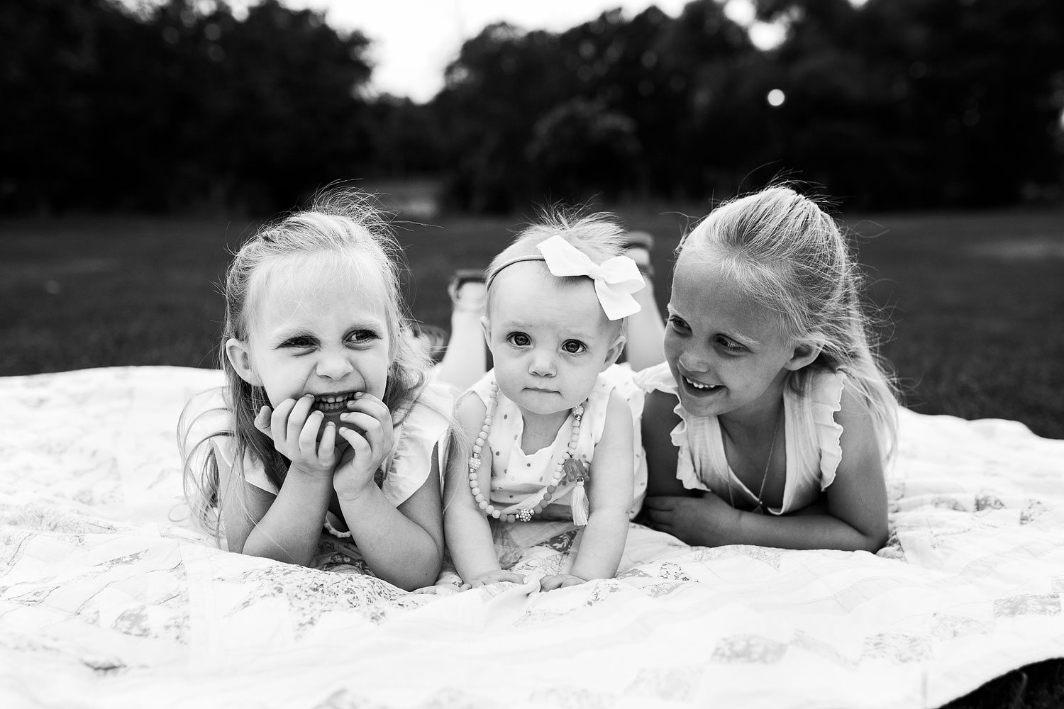 Amy Wright Photography, Sacramento Family Photographer, Three Sisters