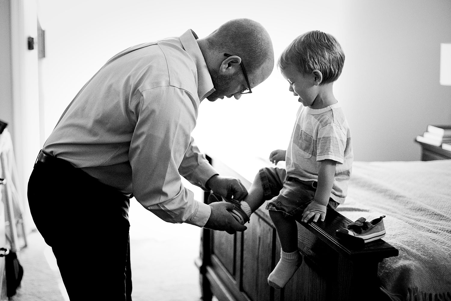 Father with Son, Sacramento Northern California Lifestyle Family Photographer, Amy Wright Photography
