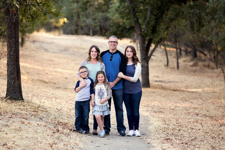 Family of 5, Rocklin California Family Photographer, Amy Wright Photography