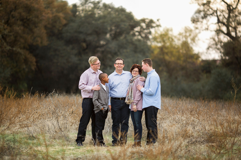 Family of Five, Amy Wright Photography, Sacramento Family Photographer