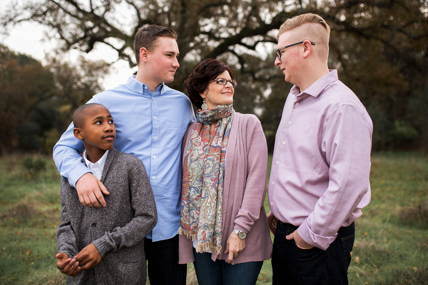 Mother and Children, Three Boys, Amy Wright Photography, Roseville Family Photographer