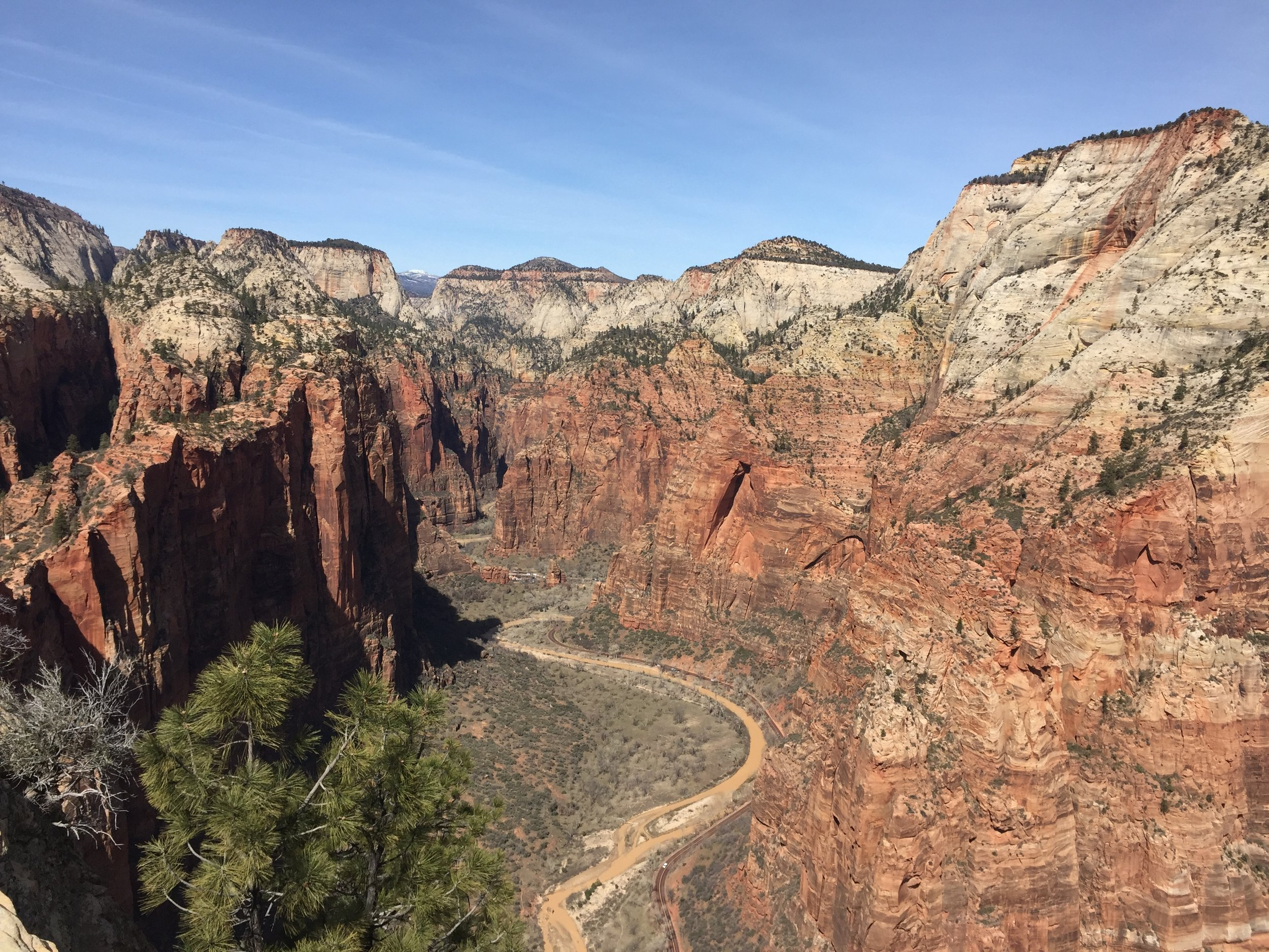 Sunday, May 6, 2018 - BreakfastGroup excursion to Zion National ParkDinner out