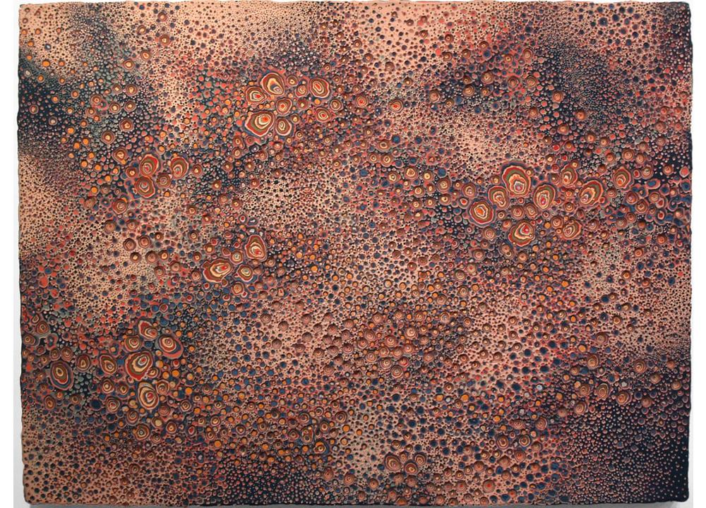 Triana , 2011, Acrylic on canvas, 36 x 48 inches