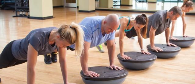 Employee Fitness Classes London