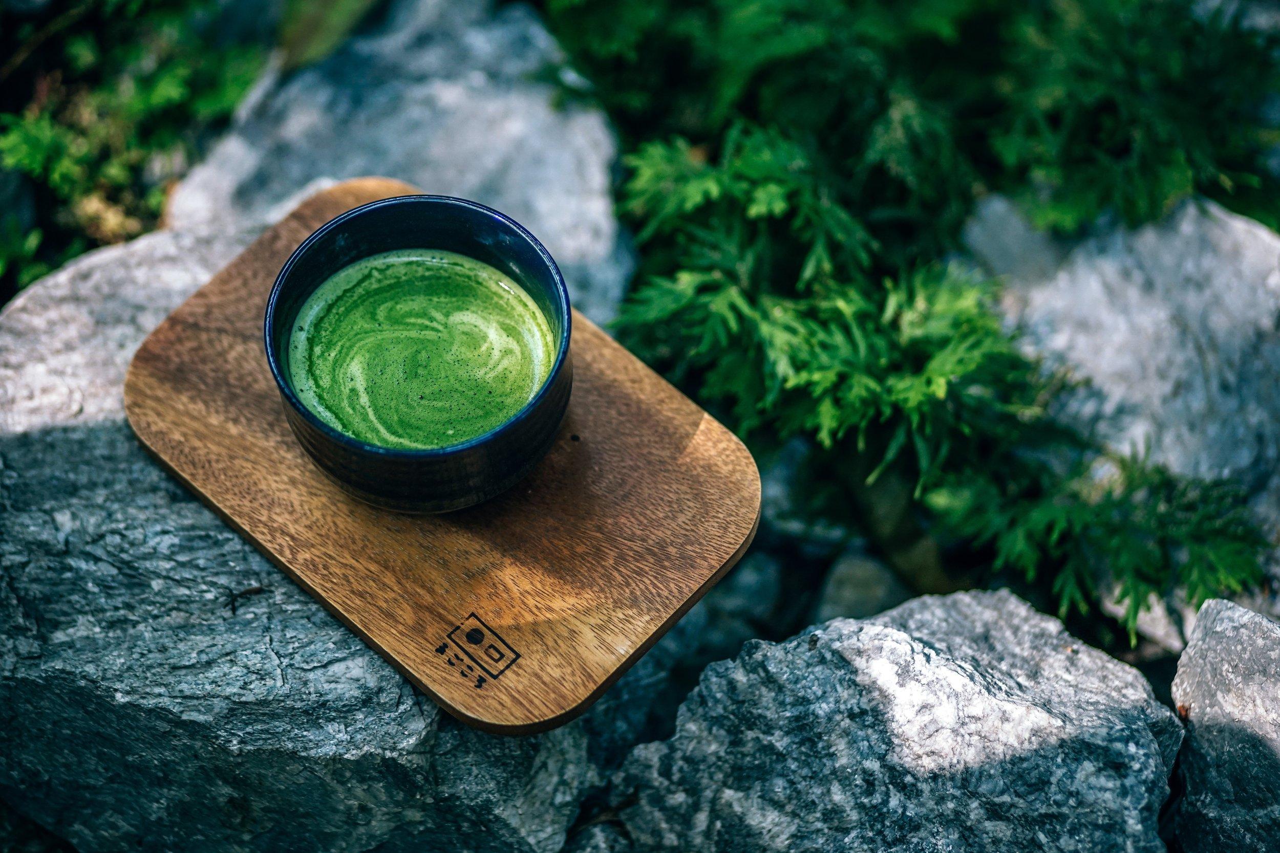 Green tea super foods london