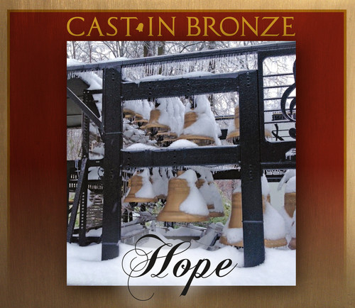 """Hope   This CD might best be described as """"Christmas with Class"""". Some familiar music with a unique flair, and some less familiar, but all carefully chosen to celebrate this special time of the year. This is the first CD recorded on the new traveling carillon! Enjoy the unique sound quality of a previous era on this historic instrument.   ."""