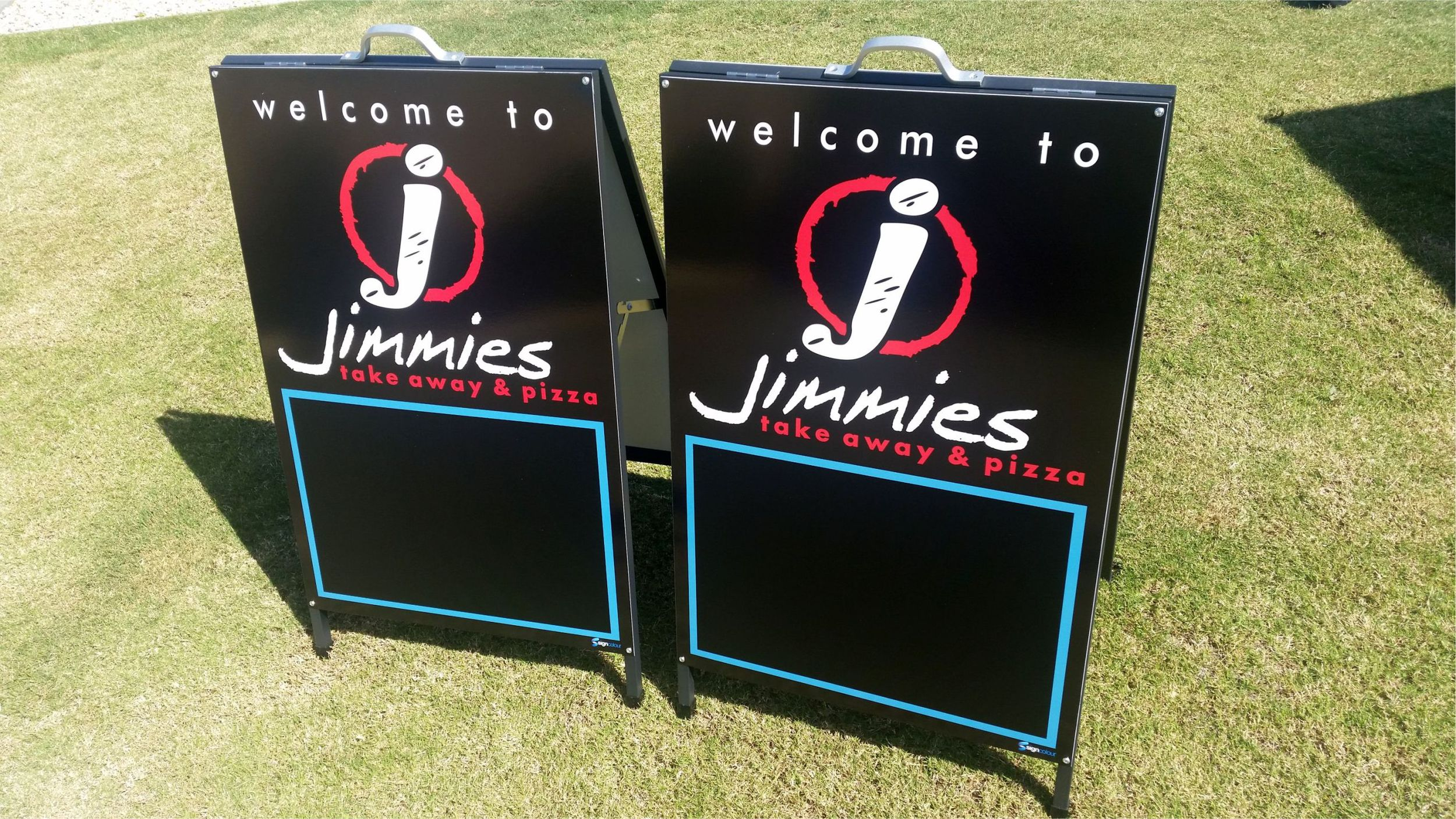 Jimmies Sign Colour - Sign Adelaide - Signage Adelaide - Banner Adelaide - Signage Adelaide - Sign Lonsdale - Sign Aldinga - Sign Morphett Vale - Sign Victor Harbor - A Frame Signs.jpg