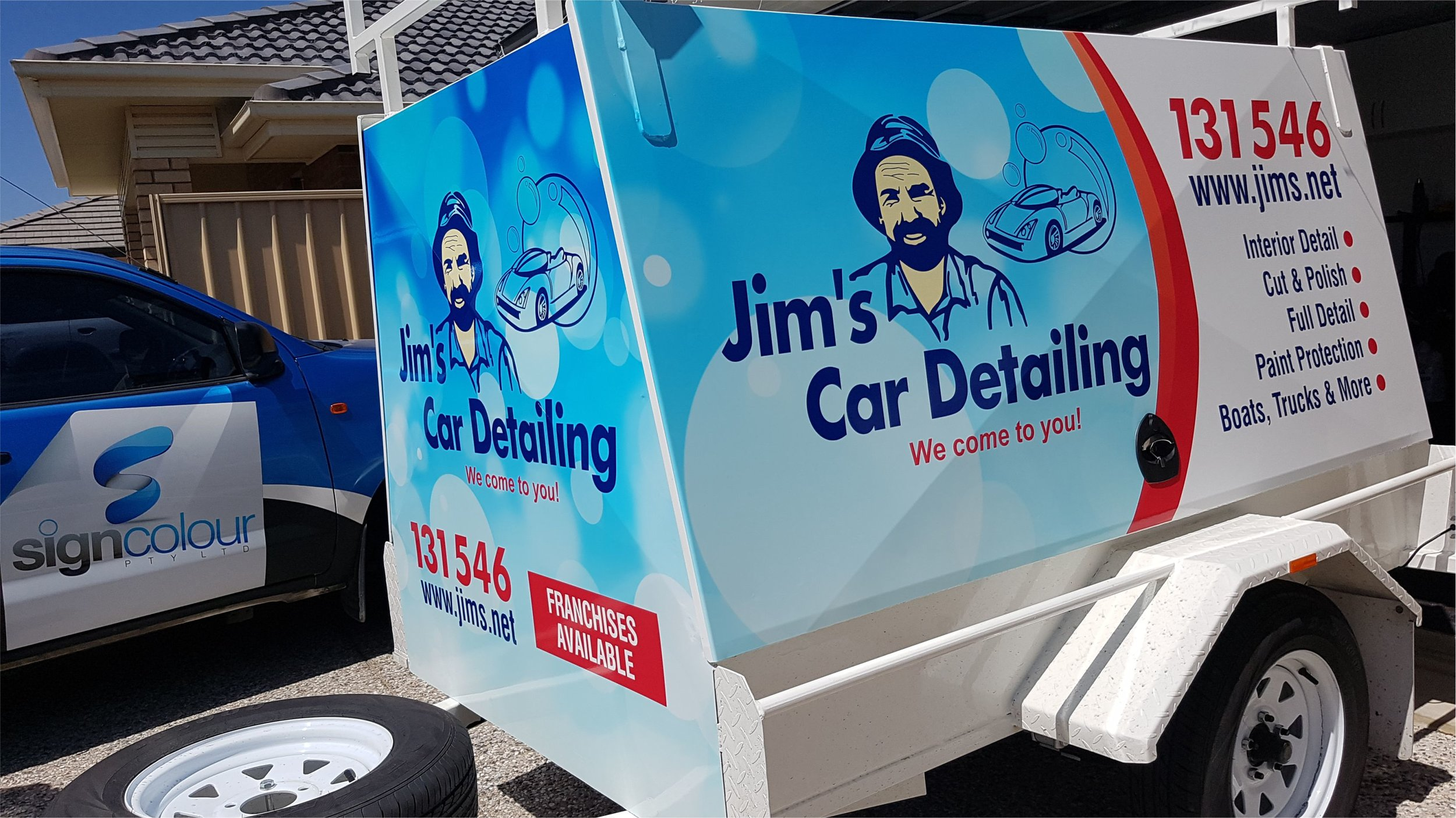 Jims Car Detailing - Jims Cleaning - Sign Colour - Signage Adelaide - Signage Lonsdale - Lonsdale Signage - Lonsdale Signs - Aldinga Signs - Signs Aldinga.jpg