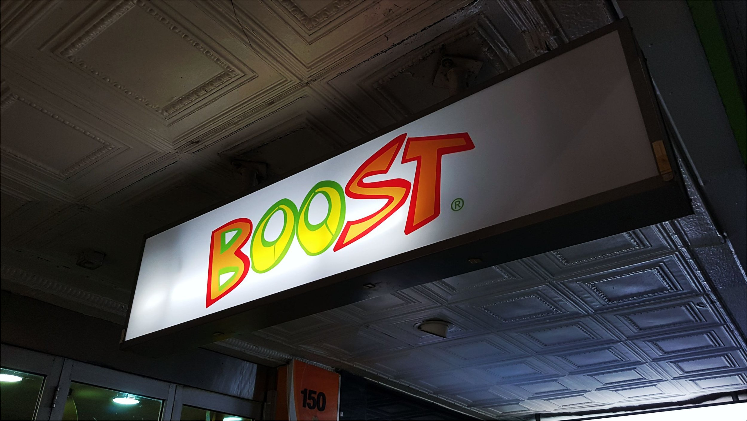 Boost Juice - Rundle Mall - Adelaide Signage - Signs Adelaide - Adelaide Signs - Illuminated Signage Adelaide - Lightbox Adelaide - Lightbox Sign - Sign Colour - Signage Adelaide - Shop Front Signs Adelaide.jpg