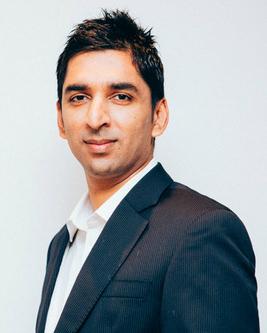 Dr Niranjan Sritharan