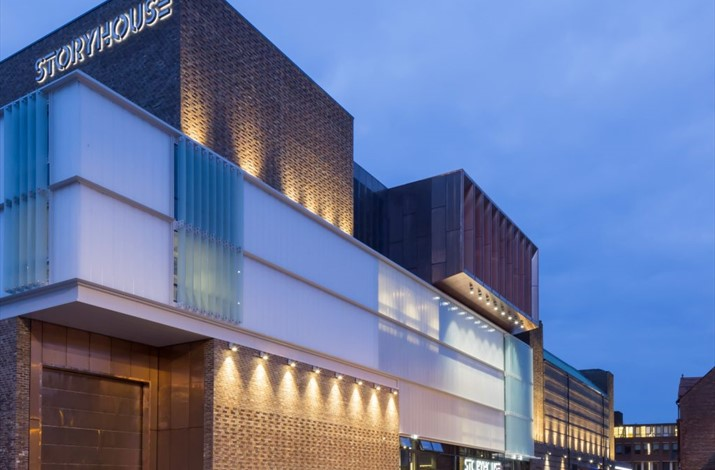 Storyhouse Theatre, Chester