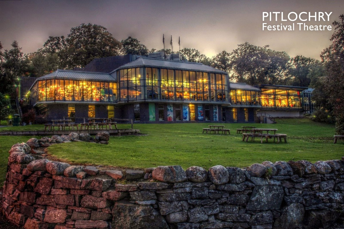 Pitlochry Festival Theatre