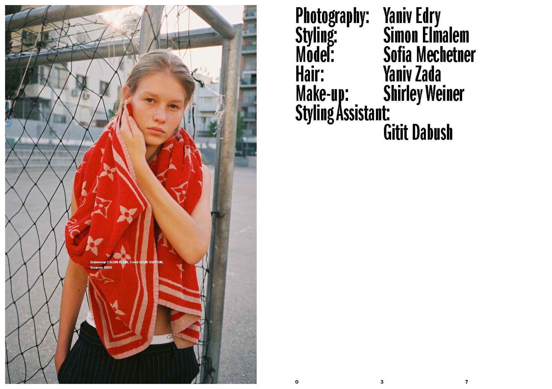 Zoe Magazine