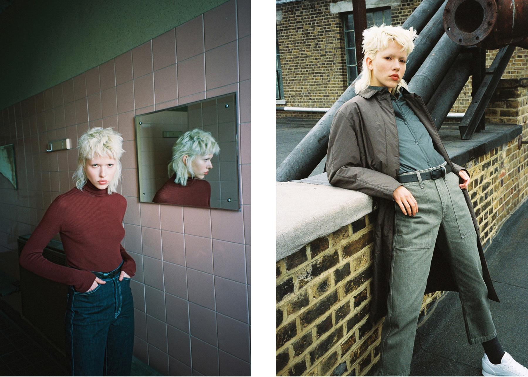 Uniqlo for Vogue UK