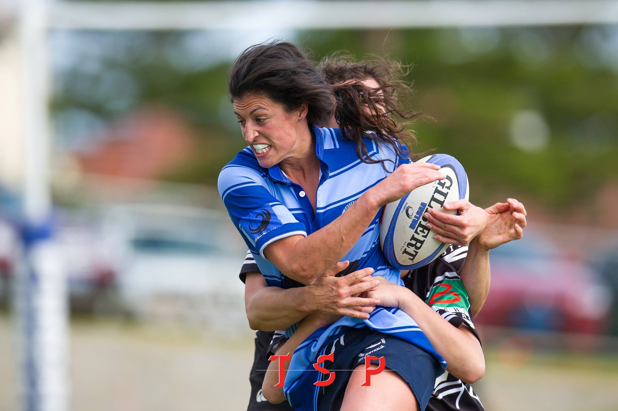 Cott Women's Rugby Team