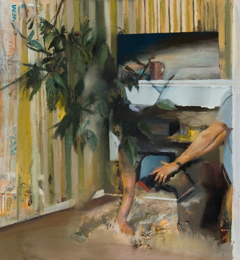 daniel pitin - metamorphosis - 2014