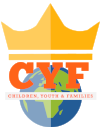 Children, Youth and Families Work Logo