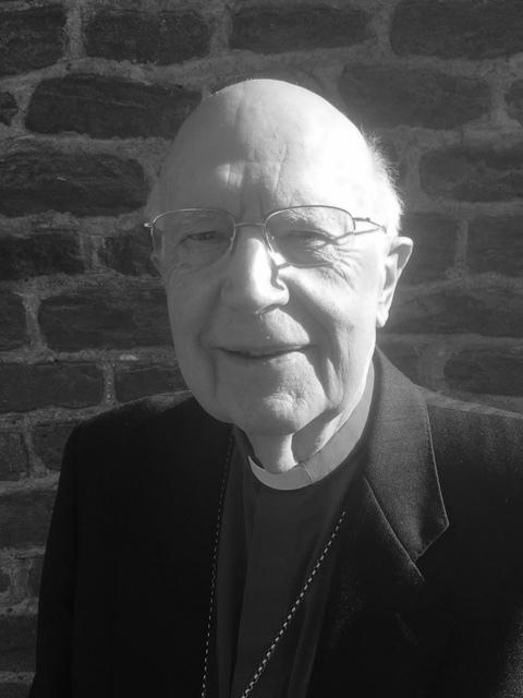 Bishop Michael Baughen  Clergy